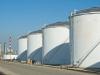 Oil Refinery Tanks